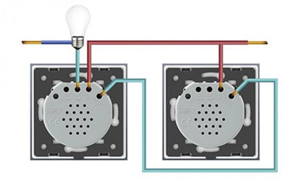 Conectare si sincronizarea intrerupatoarelor tactile cap scara LIVOLO Seria C7
