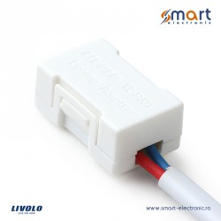 Adaptor anti licarire bec